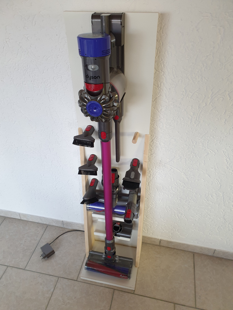 DIY Dyson Stand